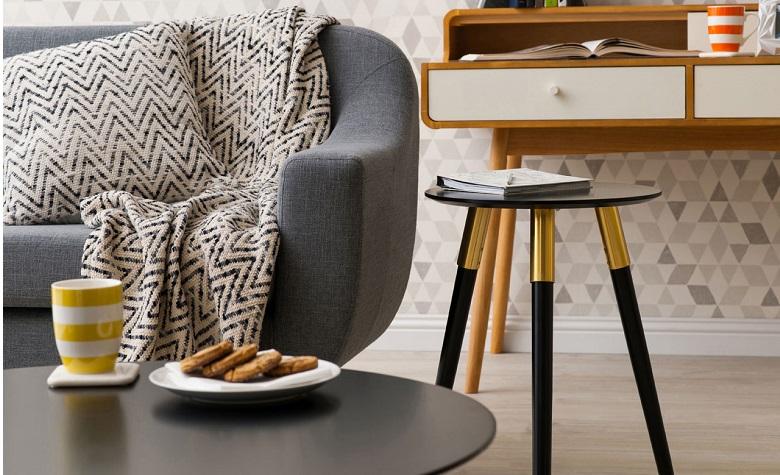 Oblikovanje Dnevne Sobe – Kako postaviti pohištvo v skladu z obliko in velikostjo dnevne sobe