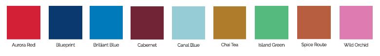 Barva Leta 2019 Notranjega Oblikovanja