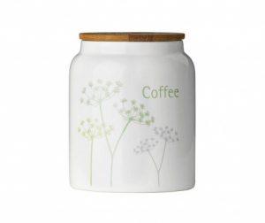 Doza za kavo Cow Parsley