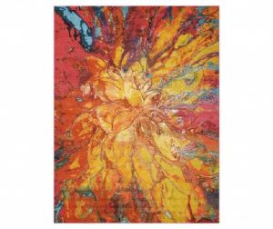 Preproga Celestial Cayenne 119x180 cm