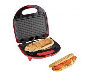 Aparat za sendviče 3in1 Fun Red