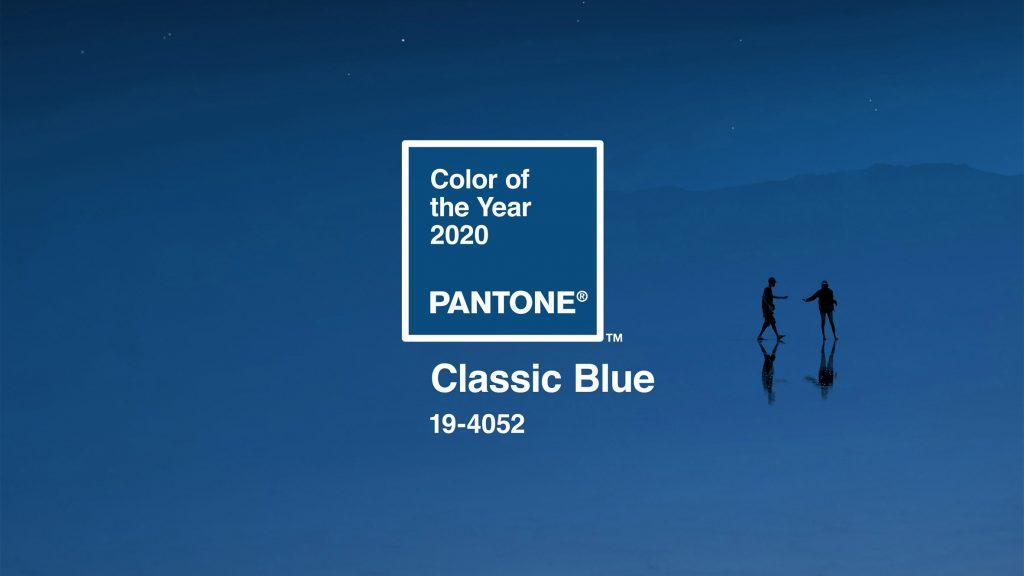 Barva leta 2020 za dizajn interiera