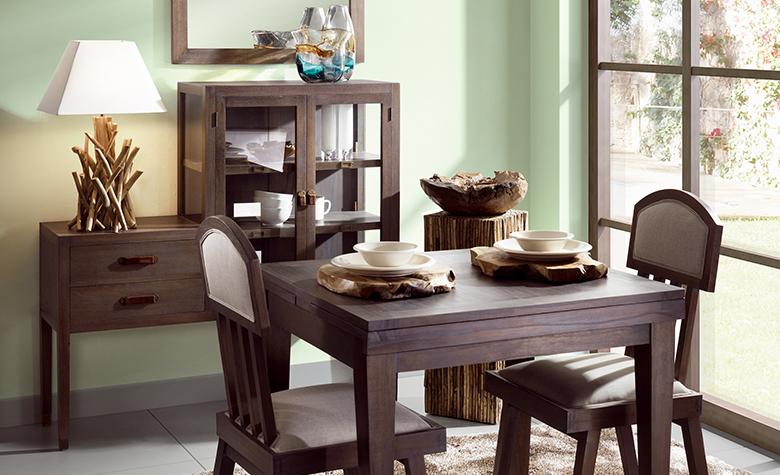 Vrste lesa za pohištvo za dnevne sobe