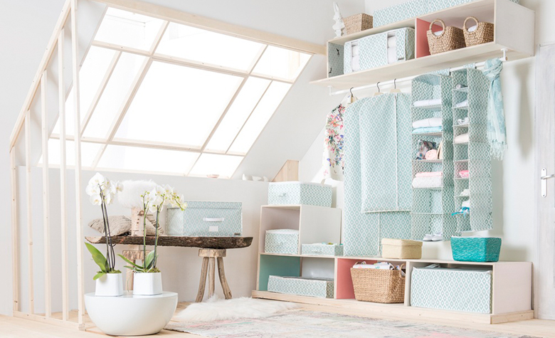 Postavitev omare za shranjevanje - 7 praktičnih in kreativnih idej za optimizacijo prostora v vašem domu