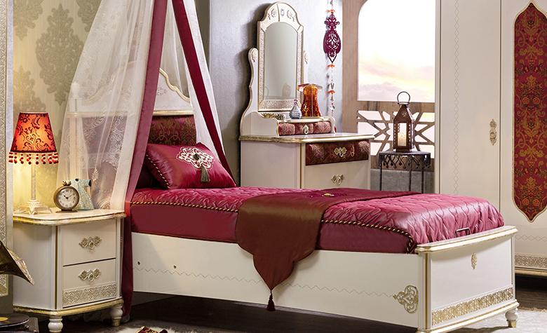 10 modelov otroških postelj