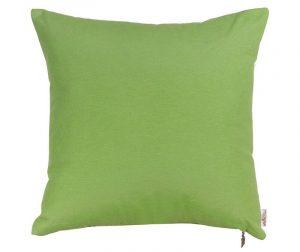 Prevleka za blazino Thoughts Green 41x41 cm
