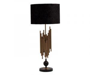 Namizna svetilka Clarabelle Royal Gold