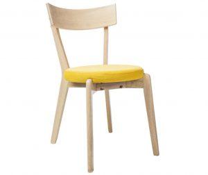 Stol Klaudia Yellow
