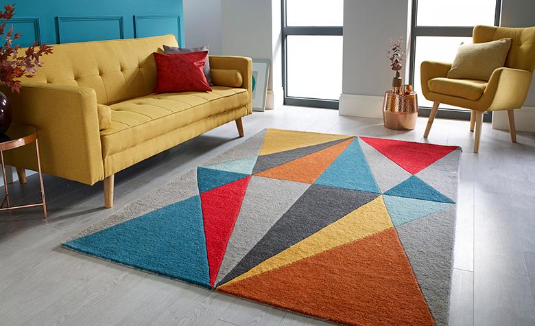8 barvnih shem, ki ustrezajo spalnici in dnevni sobi