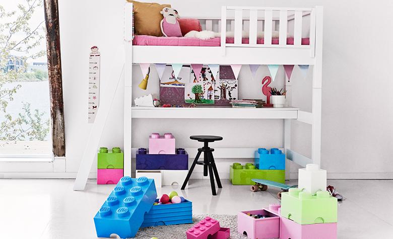 Kako prenoviti sobo za dva otroka