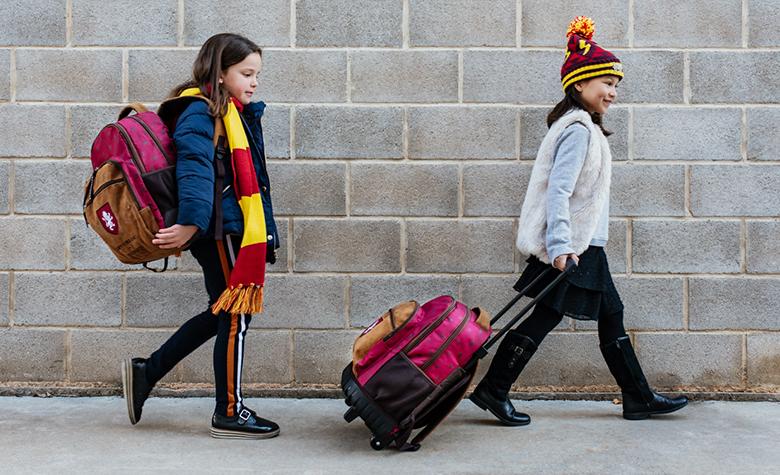 Nazaj v šolo: Kakšen je slog vašega otroka?