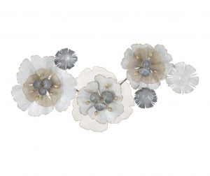 Stenska dekoracija Flowery