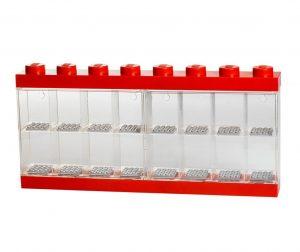 Škatla za 16 malih figuric Lego Red